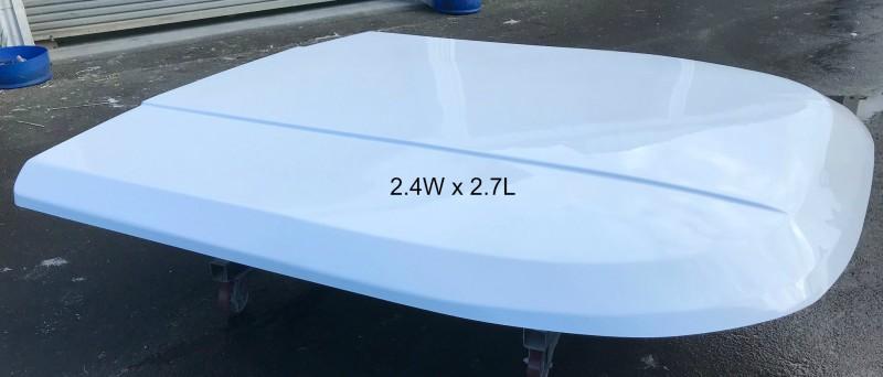 Fibreglass Hardtops For Boats